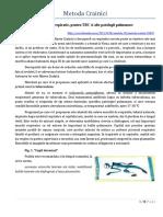 Metoda Crainici-pentru Afectiuni Pulmonare