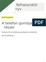 Nokia 6 Felhasználói Kézikönyv