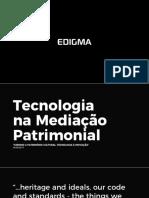 EDIGMA_-_Tecnologia na Mediação Patrimonial