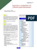 Orientacion Diagnostica y Terapeutica Con Sospecha