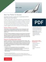 Oracle Cloud Paas Brief