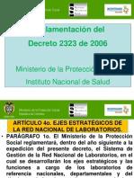 5 Reglamentación 2323