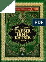 Tafsir Ibnu Katsir - Jilid 1