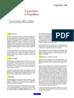 Valoracion Del Paciente Con Esteatosis Hepatica