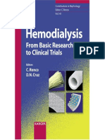 (Contributions to Nephrology) Claudio Ronco, Dinna N. Cruz-Hemodialysis - From Basic Research to Clinical Trials -S. Karger AG (Switzerland) (2008).pdf