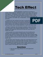 The Tech Effect by CK
