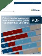 Risk Institute Survey 05-09-12