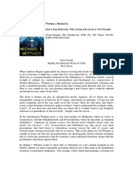 Book Review Wittmer3