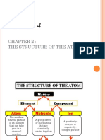 THE STRUCTURE OF ATOM
