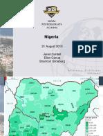 Nigeria Presentation