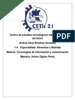 Centro de Estudios Tecnológicos Industrial y de Servicios