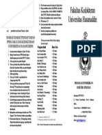 Persyaratan Pendaftaran PPDS 1