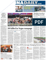 China Daily October 3 2017
