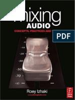 Mixing Audio Concepts, Practices and Tools.en.Es