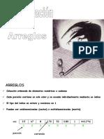 Arreglos - Programación Básica y Métodos Numéricos