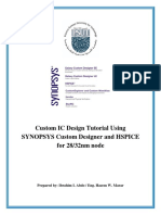 Synopsys 28nm Tutorial