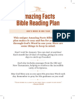 AF Bible Reading Plan