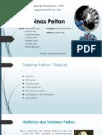 Apresentação Final - Turbinas Pelton