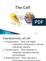 1THE CELL