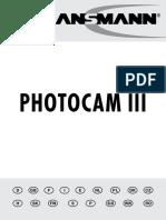 Ansmann Photocam III