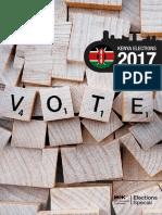 H+K Strategies - Kenya Elections Special