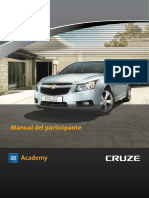 Manual Del Participante Cruze