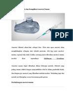 Anastesi Umum IBS