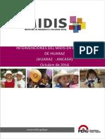 Intervenciones Midis Huaraz 2016