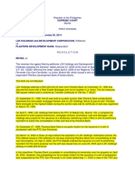 LZK Holdings Development Corp. vs. Planter Development Bank FULL TEXT
