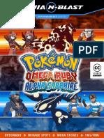 Guia N-Blast - Pokémon Omega Ruby & Alpha Sapphire