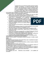 Resumen de Victimologia, Acuerdos de Paz, Violencia en Guatemala,