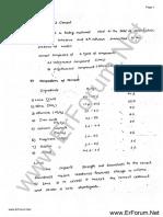 Civil Engg. Handwritten(Sample Notes by Www.erforum.net) (1)