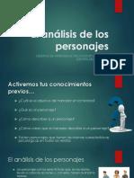 El análisis de los personajes.pptx