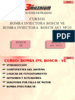 BOMBA EDC - VE y VP