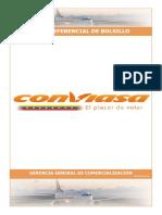 Guía Referencial de Bolsillo - Sin Medidas de Equipaje