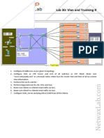 NXLL30 Vlan and Trunking-II