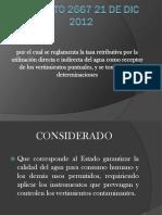 Duvan Diapositiva