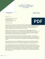 Baker CSR CHIP CHC Letter to Delegation FINAL