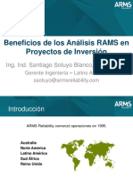 Beneficios Del Analisis Rams en Proyectos de Inversion