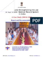 ICD 10 in india