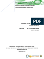 Actividad 2. Dimensionamiento de Un Lavador Venturi