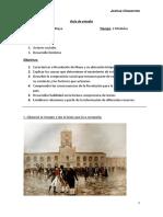 Guía de Estudio Revolucion de mayo