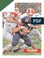 2017 CT Football Record Book