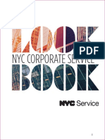 NYC Corporate Service Look Book