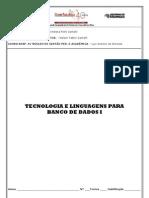 Apostila ETEC - Banco