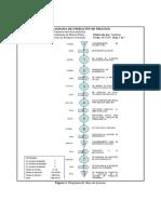 Diagram a Flu Jo Proceso s