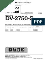 DV-2750-S