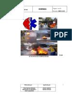 Plan de Respuesta a Emergencias Edificio Comercial Faisanes