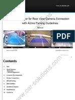 Audi Camera Adapter Manual