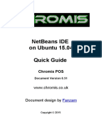 Netbeans Installation Guide -- Linux